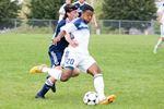 UOIT vs. Nipissing men's soccer