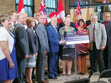 Project promises better Internet access for rural areas in southwestern Ontario