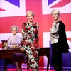 Dame Helen Mirren meets wax models-Image1