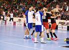 World Floorball opening excitement vs Japan