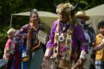 Pow wow at Island Lake