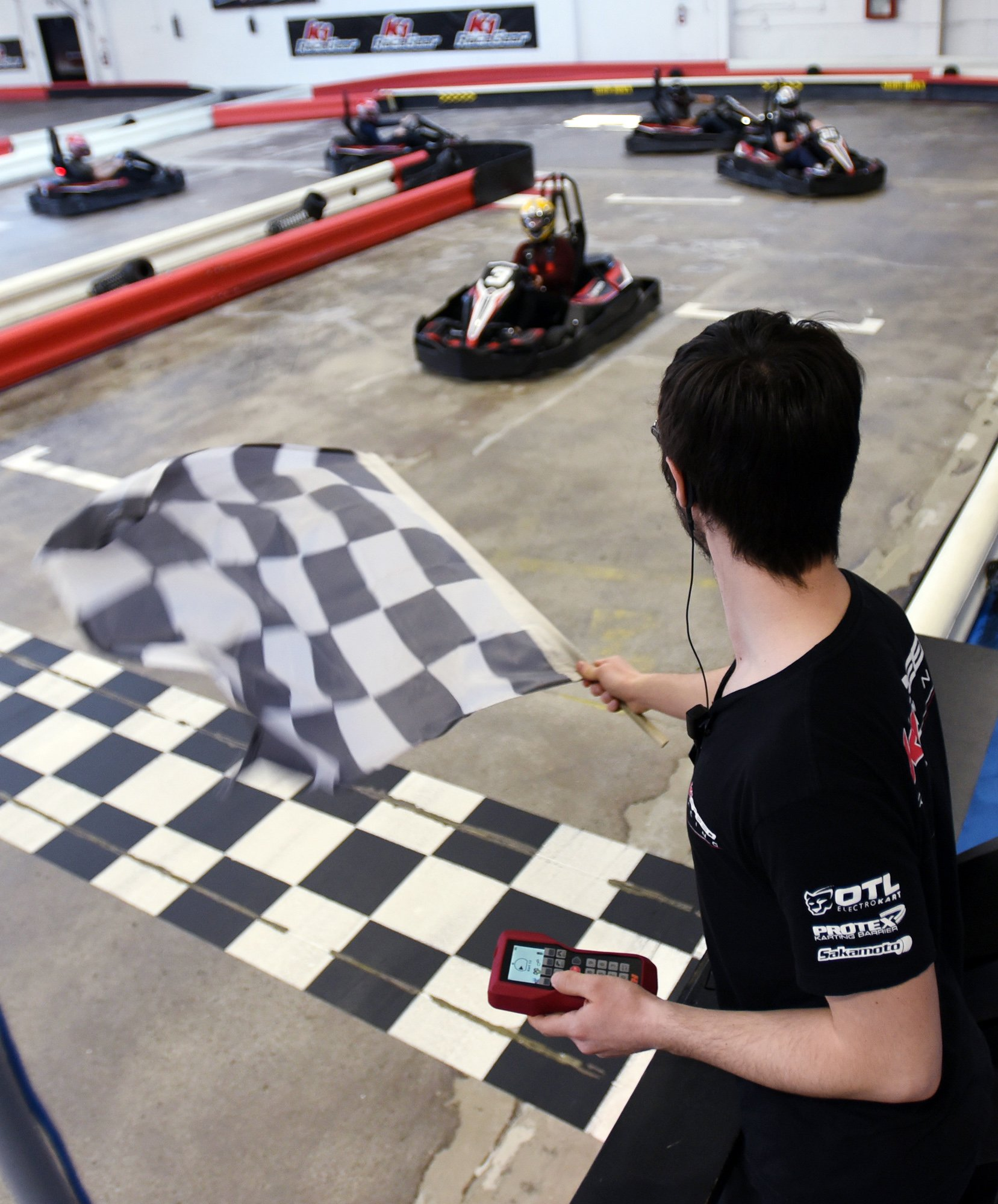 Go-karts at K1 Speed in Downsview Park can hit 70 km/h | Toronto com