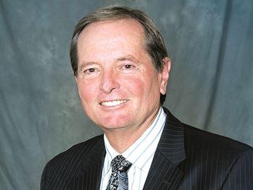 Ancaster councillor Lloyd Ferguson
