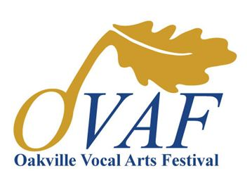 Registration for the second annual Oakville Vocal Arts Festival closes Friday