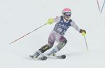 Alpine Ontario ski racing at Glen Eden