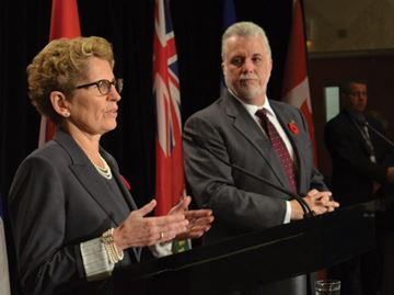 We're working on GO, Wynne