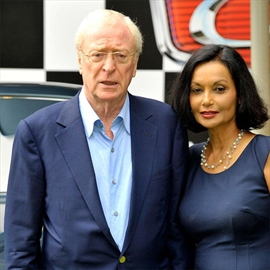 Michael Caine 'never tempted to stray' from wife-Image1