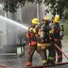 Cloverleaf Farms fire