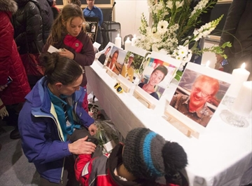 Funeral today for Quebecers killed in Burkina Faso-Image1