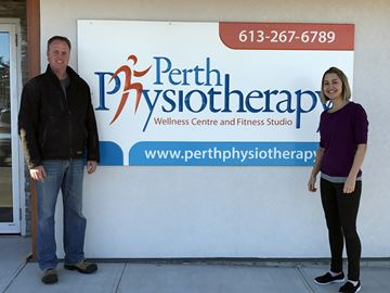 Perth Physiotherapy and Fitness Centre opens soon