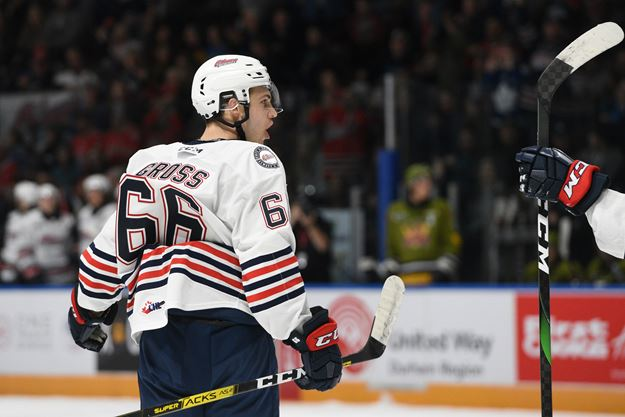 Oshawa Generals searching for 10th straight win against struggling Sarnia Sting