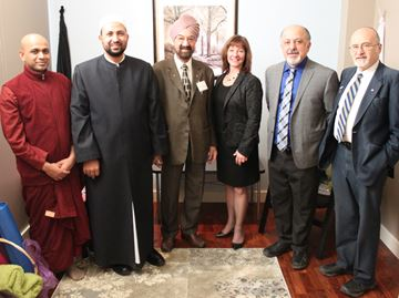 Multi-faith suite, translation services to remove barriers to supports