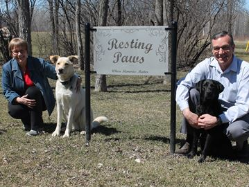 Resting Paws road rally raises funds for rescues