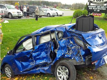 Accident victim succumbs to injuries