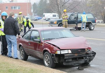 Nearly 60 crashes reported at two Cobourg intersections over two years