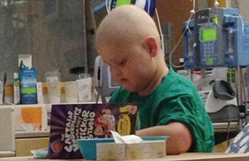Young cancer patient wins shopping spree of a lifetime– Image 1