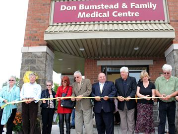 New medical centre officially opens in Meaford