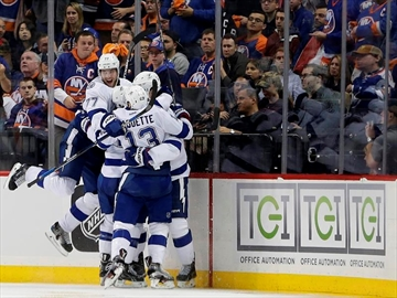 Boyle's OT goal lifts Lightning past Islanders 5-4 in Game 3-Image6