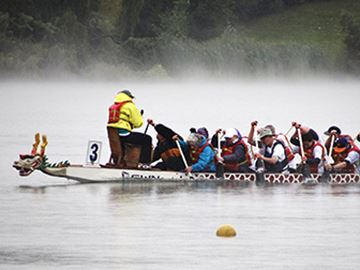 Dragon Boat Festival at Heart Lake
