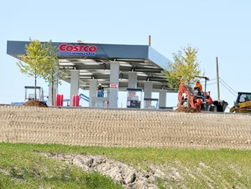 Costco coming