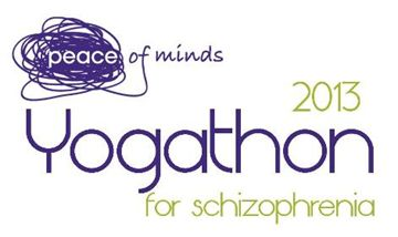 8th Annual Peace of Minds Yogathon for Schizophrenia