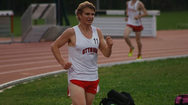 Elite athlete with autism does talking on the track– Image 1