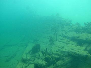 Owen Sound finds old shipwreck
