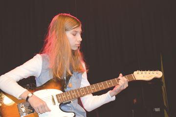 U-Rock Music School's concert