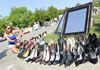Giant Garage Sale & Conserve Energy Fair takeover Oakville's Town Hall