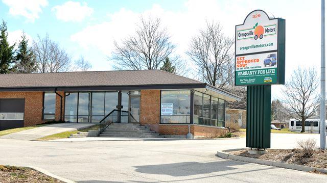 Orangeville Motors Empties The Lot Closes Its Doors