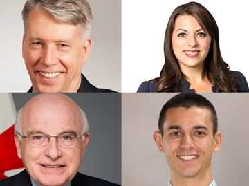 Candidates in Orléans
