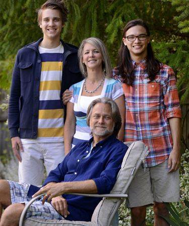 TIESSEN FAMILY