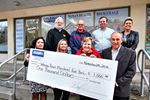 Wasaga Beach real estate firm helps out local food bank
