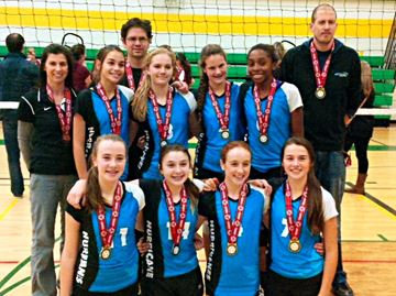 Halton Hurricanes win gold