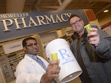 Halton police encouraging proper disposal of potentially harmful medicines