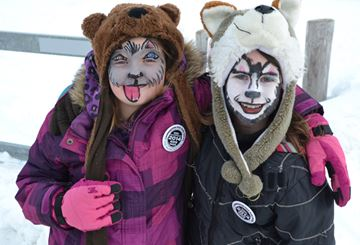 The 10th annual event, held Jan. 25 and 26, drew thousands of spectators to MacLeod Park.