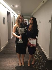 Two Oakville women win engineering competition