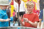 Fishing for fun at Port McNicoll's Portarama
