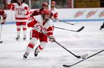 Bach wins Hockey East scoring title