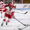 Bach wins Hockey East scoring title