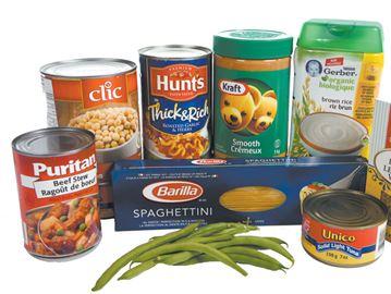 Food Bank Donations Needed