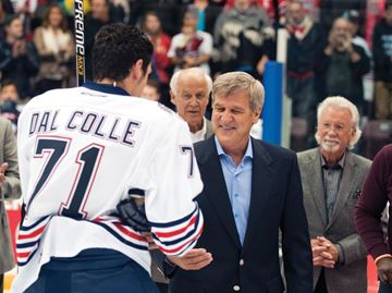Oshawa Generals and Bobby Orr