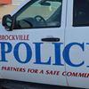 Brockville police vehicle
