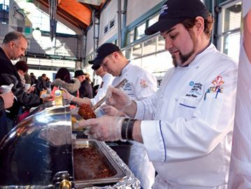 Downtown Chili Cook Off Friday