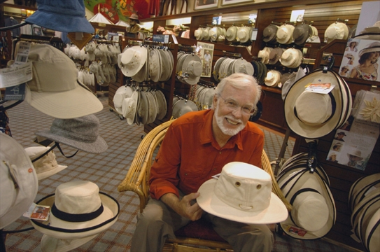 Tilley hat company gets new owner  c6c21c00fbe