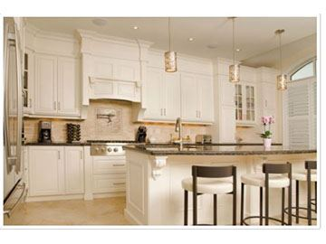 The latest trends in kitchen cabinets