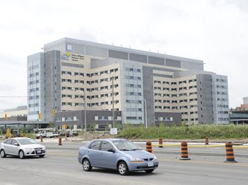 New Oakville hospital scheduled to open on Dec. 13