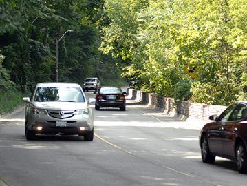 James Mountain Road