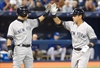 Yankees use five-run seventh to beat Jays 6-3-Image1