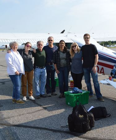 FLY-IN SPAY/NEUTER CLINIC